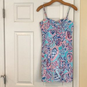 Lilly Pulitzer Petra Dress in Shell Me